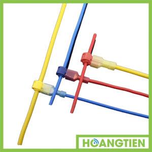 Cút nối dây điện chữ T HS