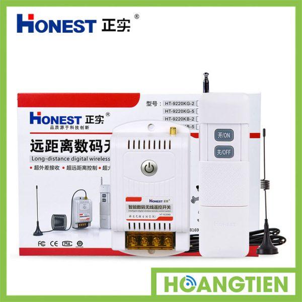 Công tắc điều khiển từ xa 5Km Honest HT-9220KG-5